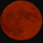 Full Moon of August, Mount Pentelis (4K)